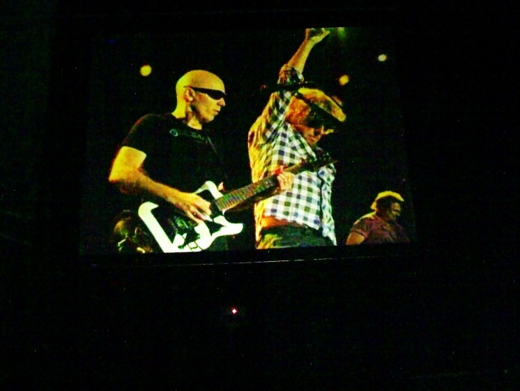 Chickenfoot at Tahoe