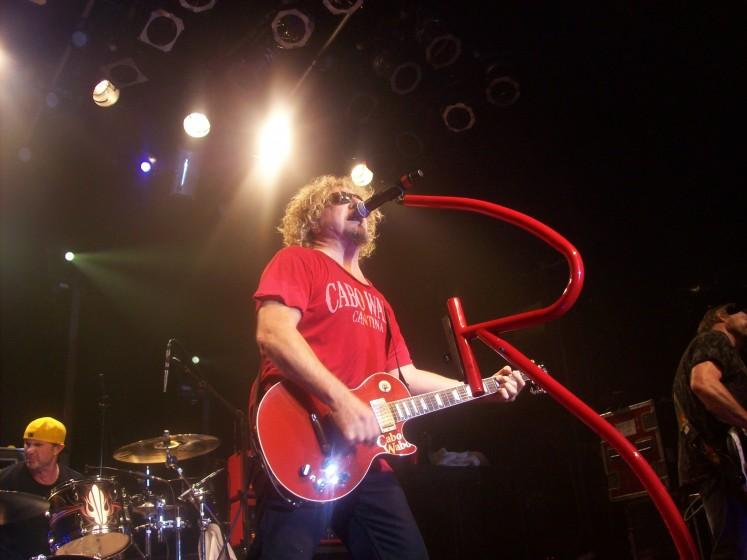 Chickenfoot Toronto 2009