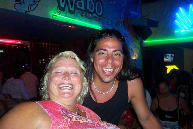 Anita & Jorje from OU812