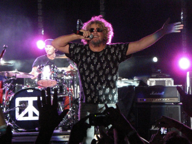 Chickenfoot Rock and Roll Hall of Fame