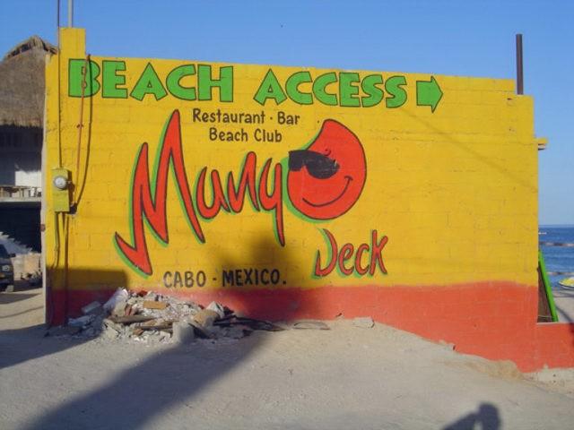 Mongo Deck