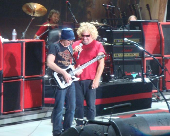 joe and sammy...