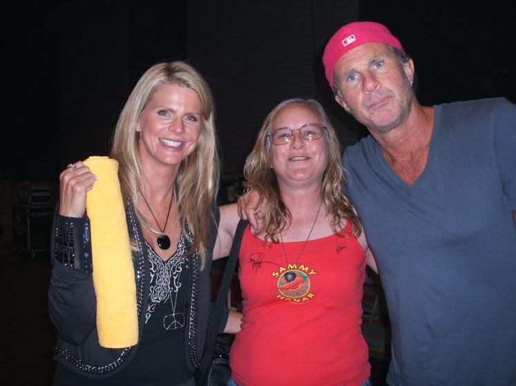 Kari, Jeanette & Chad