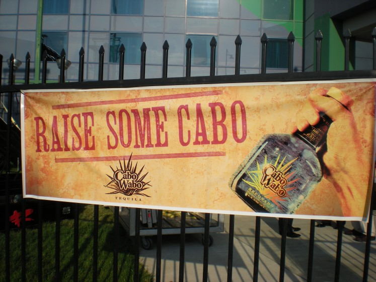 Raise that CABO!!!
