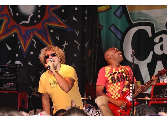 2008 Sammy Hagar Birthday Bash
