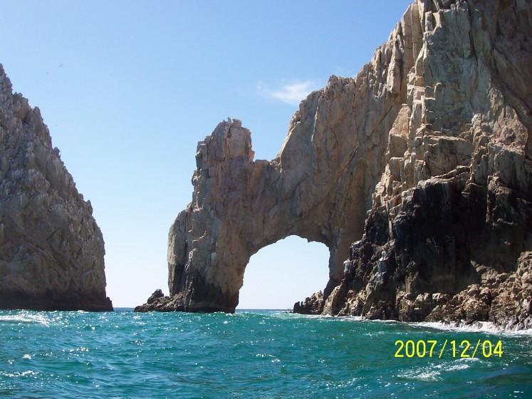 El Arco December 2007