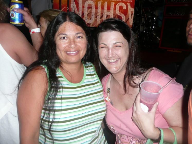 Mona & Flea