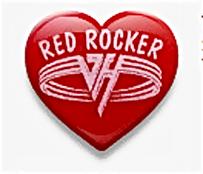 Lovin' the Red Rocker