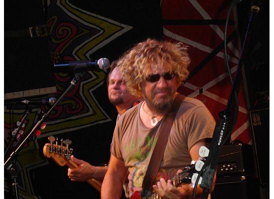 2008 Sammy Hagar Birthday Bash