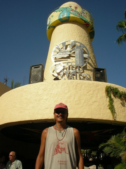 Cabo Wabo Cantina Lighthouse 2007