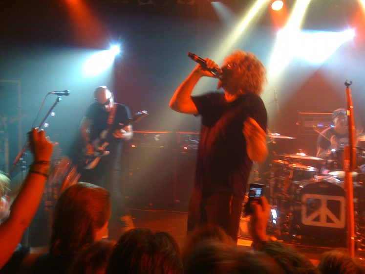 Chickenfoot at The Roxy in Hollywood!