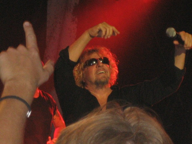 Chickenfoot TO '09