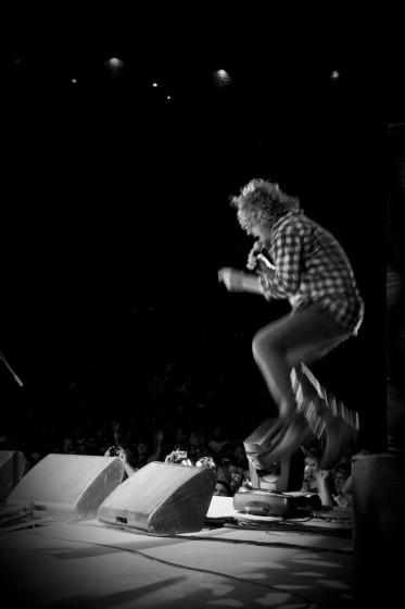 Sammy Jump (Chickenfoot Berkeley Greek Theater)