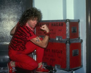 Classic Sammy from the Van Halen vault #2
