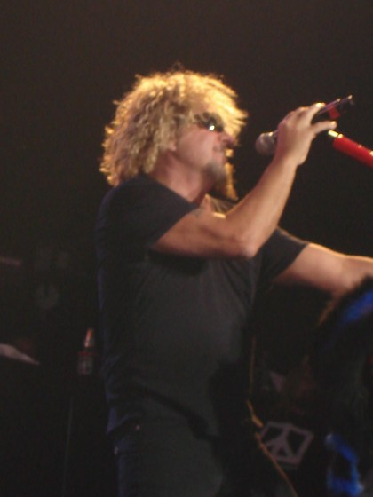 Chickenfoot Rocks The Joint In Vegas!