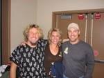 Rob, Joanie & Sammy