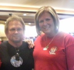 Michael Anthony and I