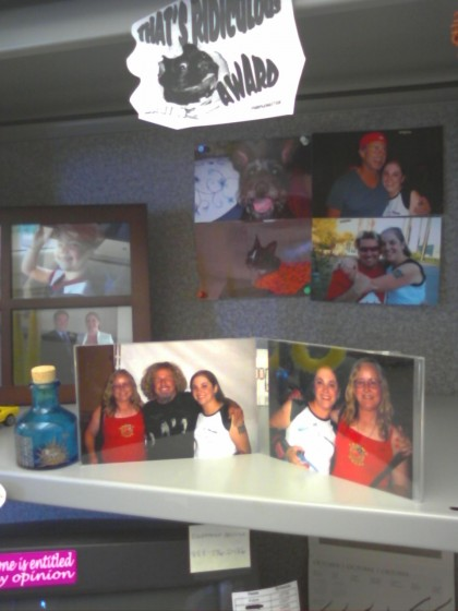 Sammy shrine 2 - Rockin'est cube ever!!