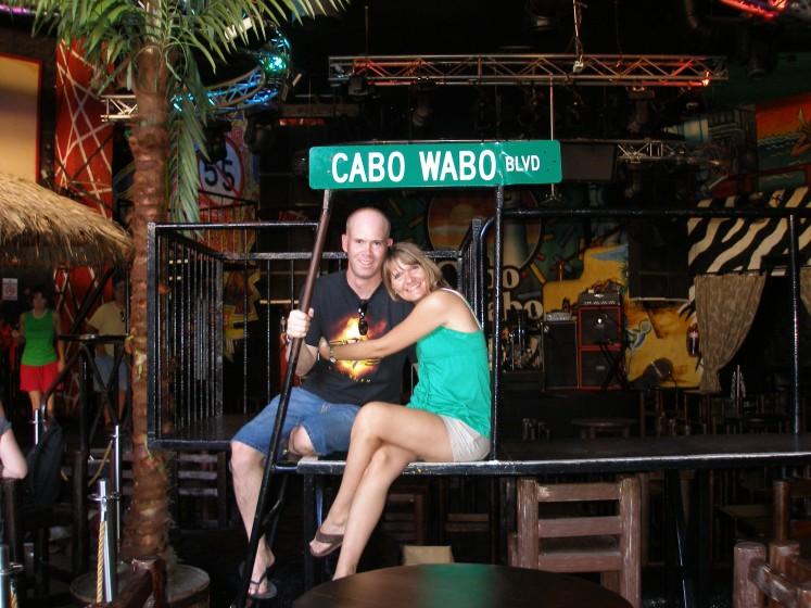 Cabo Wabo Blvd
