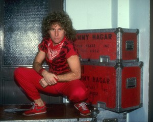 Classic Sammy from the Van Halen vault - #1