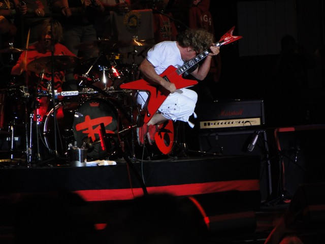 Sammy Hagar the Wabos St. Louis MO