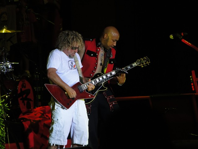 Sammy Hagar and the Wabos St. Louis MO