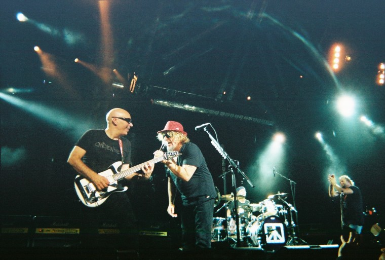 chickenfoot in atlanta 2009