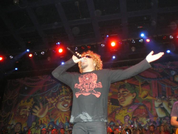 Sammy 2008