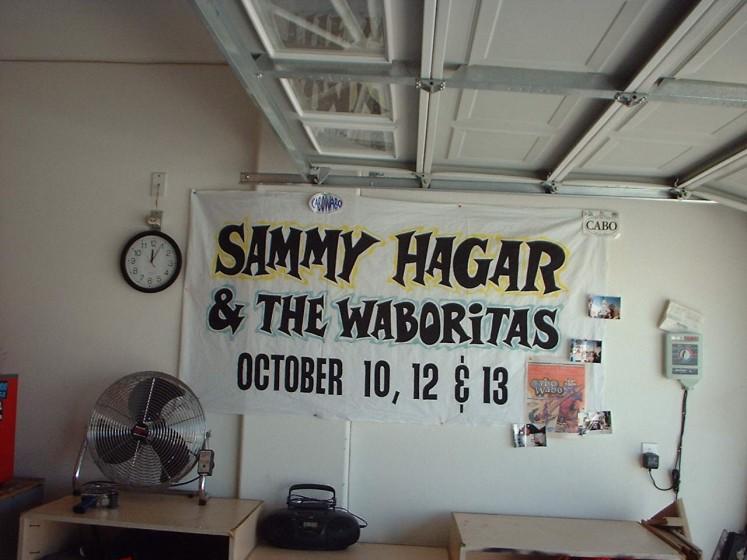 Sammy B-Day Banner 2001