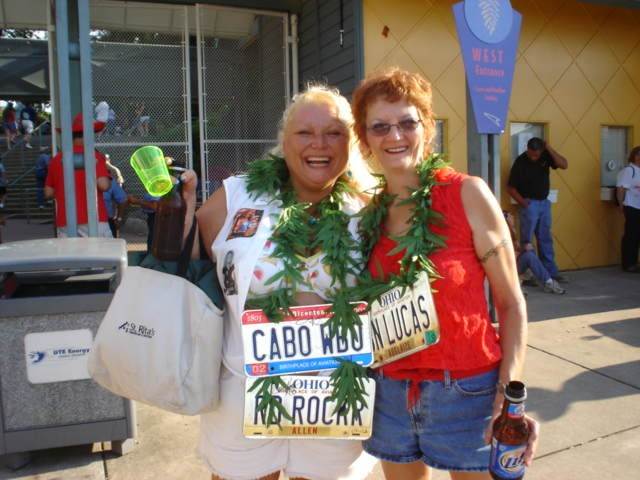 Anita & Judy Detroit Sammy & Wabos