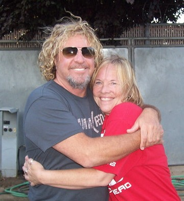 Janis and Sammy @ Mid State Fair in Paso Robles, CA  2010