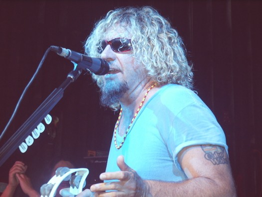 Sammy Hagar, B-Day Bash'2005