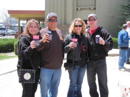 Penni, Me, Lisa and Brad