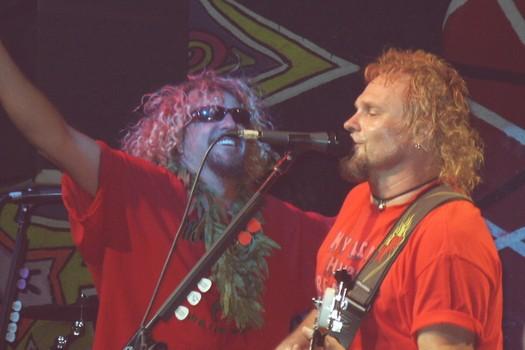 Sammy & Mickey Bash'2005