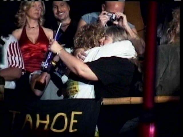 Hugs Love you Sammy!