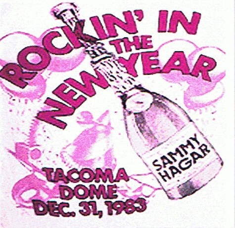 Rockin' In the New Year!