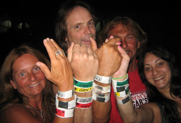 Diane, Don, Doug & Dar