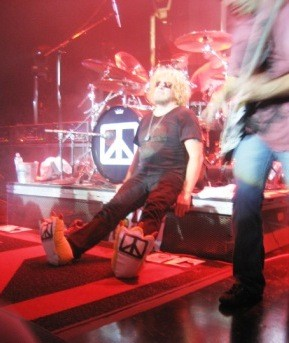 Chickenfoot,, 5/22/09, Park West, Chicago