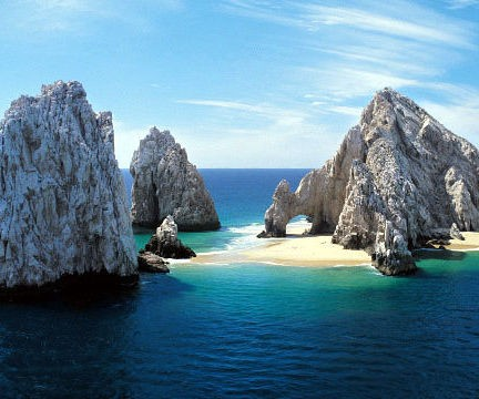 "Cabo San Lucas ""Lands End"""