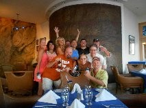 Cabo Crew - Happy Hour Oct 6, 2012 Day One!