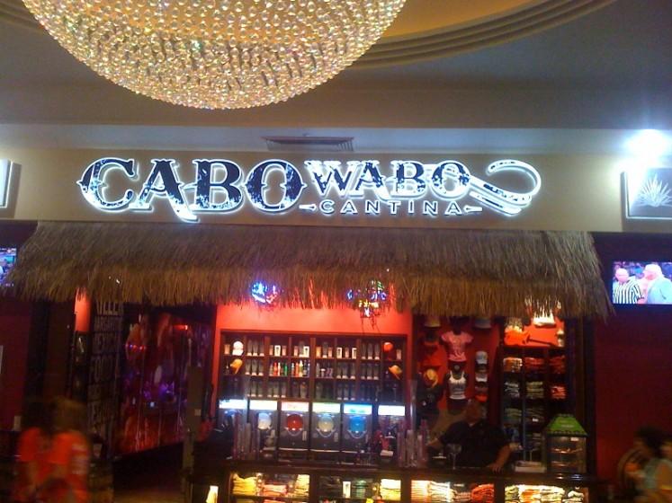 Cabo Cantina Las Vegas!!