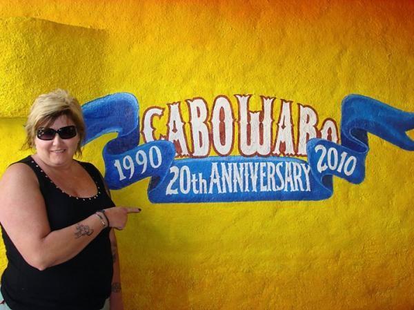 CABO WABO'S 20TH!!