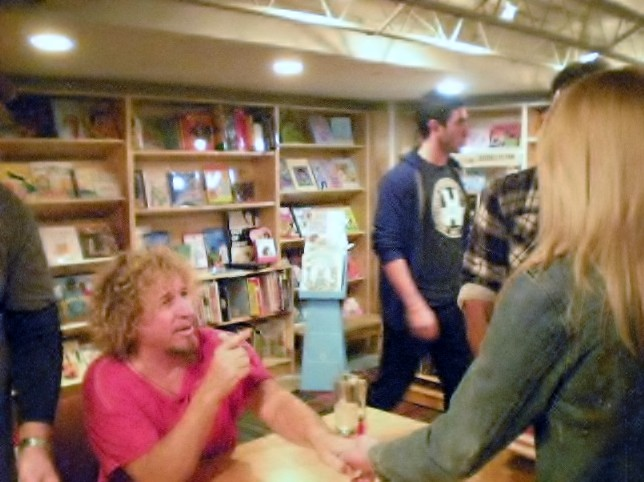 St. Louis Book Signing