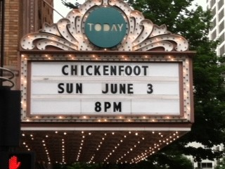 Chickenfoot:Different Devil Tour 2012 (Portland, OR)