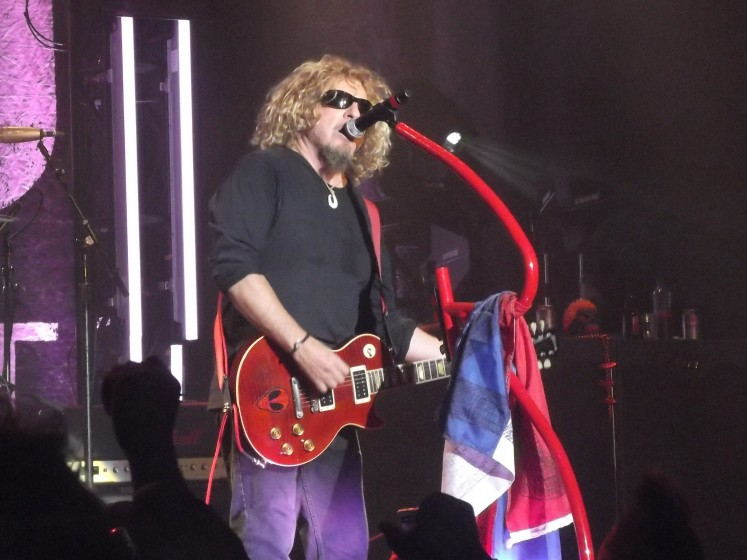 Chickenfoot in Holland