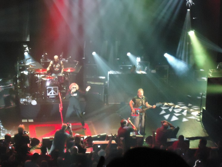Chickenfoot Detroit 5-14-12