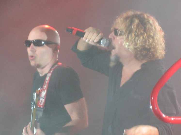 Chickenfoot August 5 2009 @ The Sound Academy, Toronto