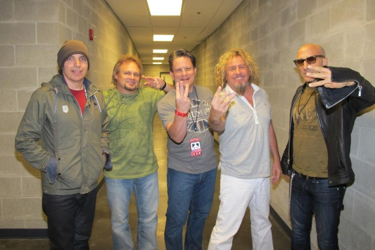 Chickenfoot June 2012 - Seattle