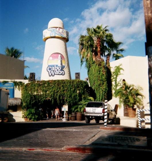 CABO WABO CANTINA OCTOBER 13 2004
