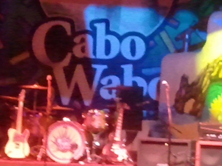 Cabo Wabo June 2012